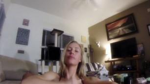 Puba Home Movie Of Nicole Aniston Giving A Pov Blow Job My Sister Fucked Me