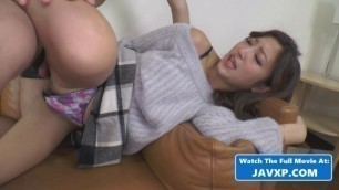 Japanese Sister And Horny Stepbro Home Together
