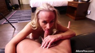 MOMPov-Charlie An Ex-Stripper Gets Her Pussy Plowed