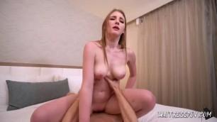 Сharming Girl Melody Marks - Pricey Pussy WaitressPOV