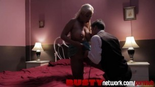 BustyNetwork Bridgette B POV Blowjob, Titty Fuck, and Hardcore Sex