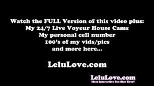 Lelu Love-Interactive POV Jerkoff Encouragement Countdown