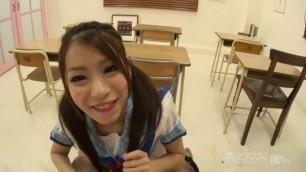 Adorable Asian Blowjob and POV Big Facial I Pro Cam